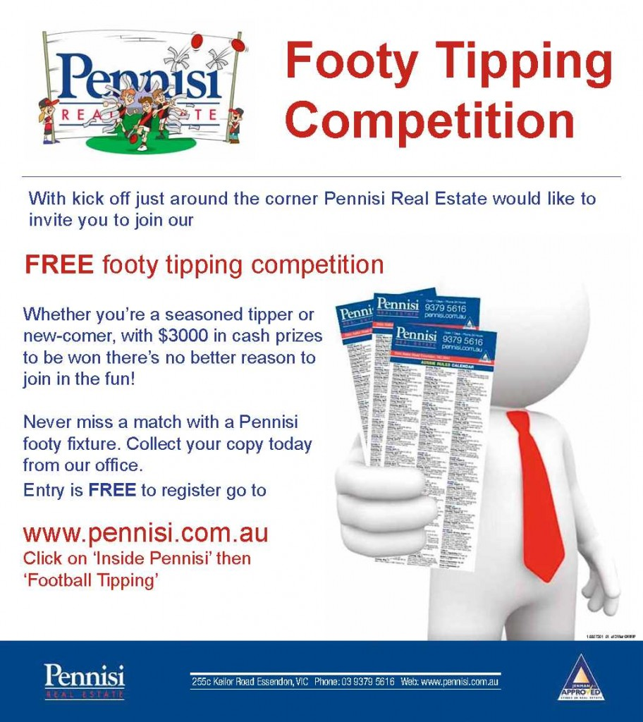 Footy Tipping Ad - Final